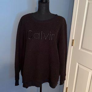 Calvin Klein soft warm sweatshirt